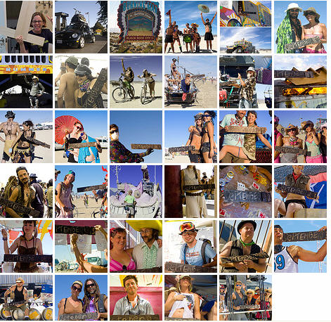 365 Days of Burning Man
