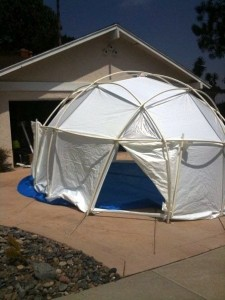 Shelter Systems 18' Dome